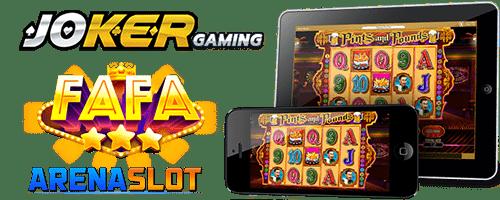 Cara Daftar Slot Online Joker123 & FafaSlot | ArenaSlot